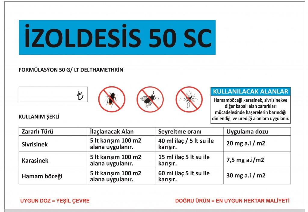 IZOLDESIS 50 SC