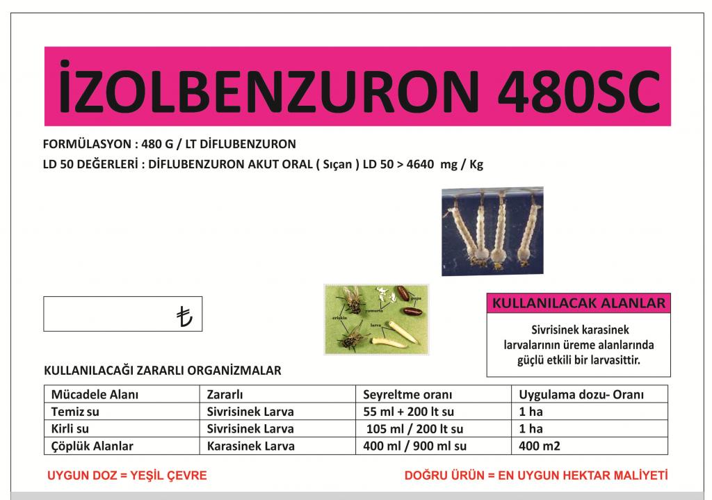 izolbenzuron 480sc