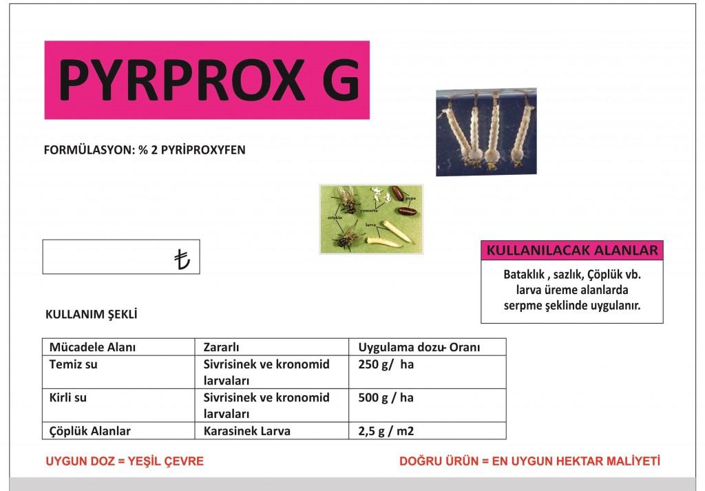 PYRPROX G
