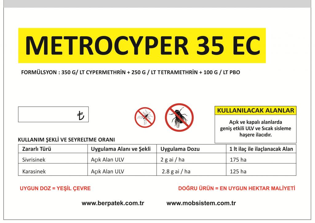 Metrocyper 35 ec