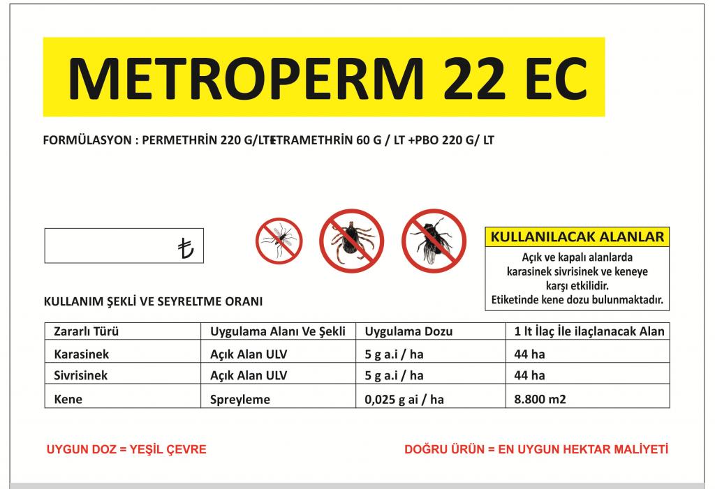 Metroperm 22 ec